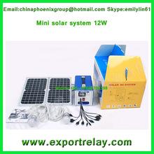 portable solar system promotion