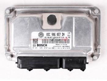 Volkswagen POLO lavida engine computer board ECU machine control unit 03 c 906 906 DN in wholesale &  retail