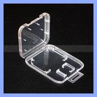New Plastic Box For TF Micro SD Memory Card Case