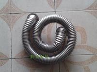 Steamed furnace corrugated tube steamed furnace cooking furnace pasta cooker corrugated tube
