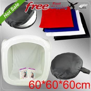 "24"" 60 x 60cm Photo Studio Softbox Light Tent Cube Soft Box Still life Diffuser"