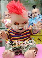 Mezco living dead dolls doll sheena with red hair bulk-cargo