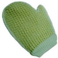 EXFOLIATOR GLOVE Natural Sisal Glove Mitt With Thumb Bath Body Skin Care