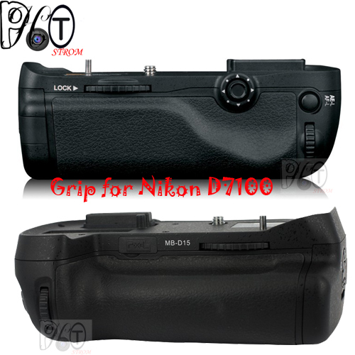 Prior to other 3rd party suppliers, Pixel Grip Vertax D15, for Nikon D7100, Battery Power(China (Mainland))