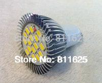 85V-265V  Domestic lighting Cold White/Warmwhite GU10 15 SMD 5630 LED  Spot Light Lamp Bulb