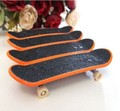4 pcs/lot Finger Board  Truck Skateboards Boy Toy Party Favor Kids children Skateboarding demo(China (Mainland))