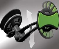 2013 Newest GripGo Mobile Cell Phone Holder GPS Navigation Holder windshield mount Hands Free for any Pho