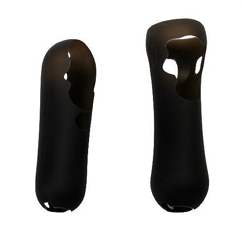 Черный силикон мягкая кожа чехол для Sony для Playstation 3 PS3 движение навигации пульта дистанционного управления консоли бесплатная доставка sony playstation 3 super slim 12gb 7900