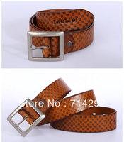 Man belt for fashion, leather belt man
