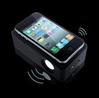 Wireless speaker ,NEAR-FIELD AUDIO Interaction Amplifying Speaker , Portable mini Speaker for iPhone 4,4S,5 for HTC Samsung