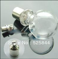 Free shipping !! 50pcs/lot   glass vial pendant B8 / seals O rings screw cap perfume essential oil bottle