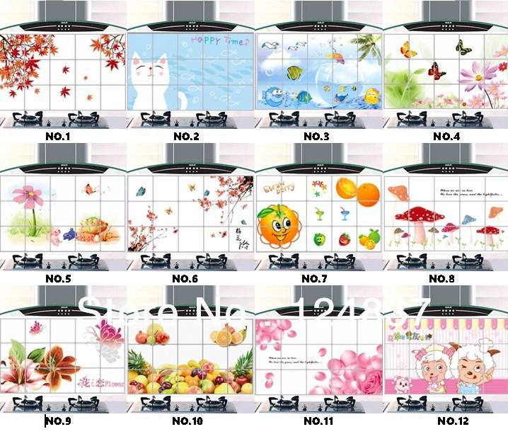Keuken Behang Kopen : Online kopen Wholesale kitchen wallpaper art uit China kitchen