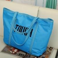 Sale big discount 2014 new designer fashion Touch women hit color candy handbag summer tote shoulder bags shopping bag
