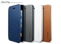 On sale Ultra Flip SPIGEN SGP Case for iphone 5  MOQ:1pcs Shipping free  I0065