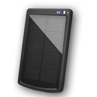 USB/ Portable solar mobile power  for apple   mobile phone charge treasure charger solar power bank