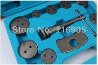 Free shipping 12pcs disc brake wheel cylinder brake adjustment set / adjusted replacement tool / vehicle maintenance