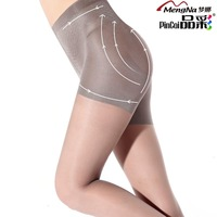 Free shipping Mona abdomen drawing butt-lifting antidepilation pantyhose stockings plus size silk
