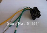 Car Automotive12V  5 PIN 40A  Relay Socket MOQ 100 PCS