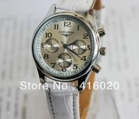 Free Shipping Delicate women's casual fashion watch blue needles Wrist Watch