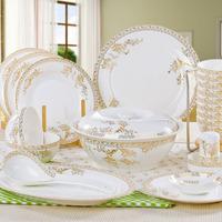 6 porcelain tableware avowedly 56 bone china dinnerware set dishes swan lake