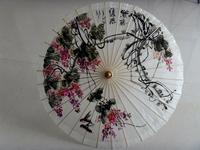 Technology umbrella classical umbrella classic ink wisteria flies so oiled paper umbrella