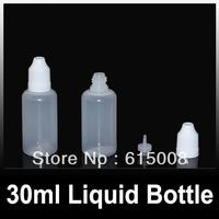 30ml Bottle Empty PE Bottle for Liquid Bottle 300pcs/lot