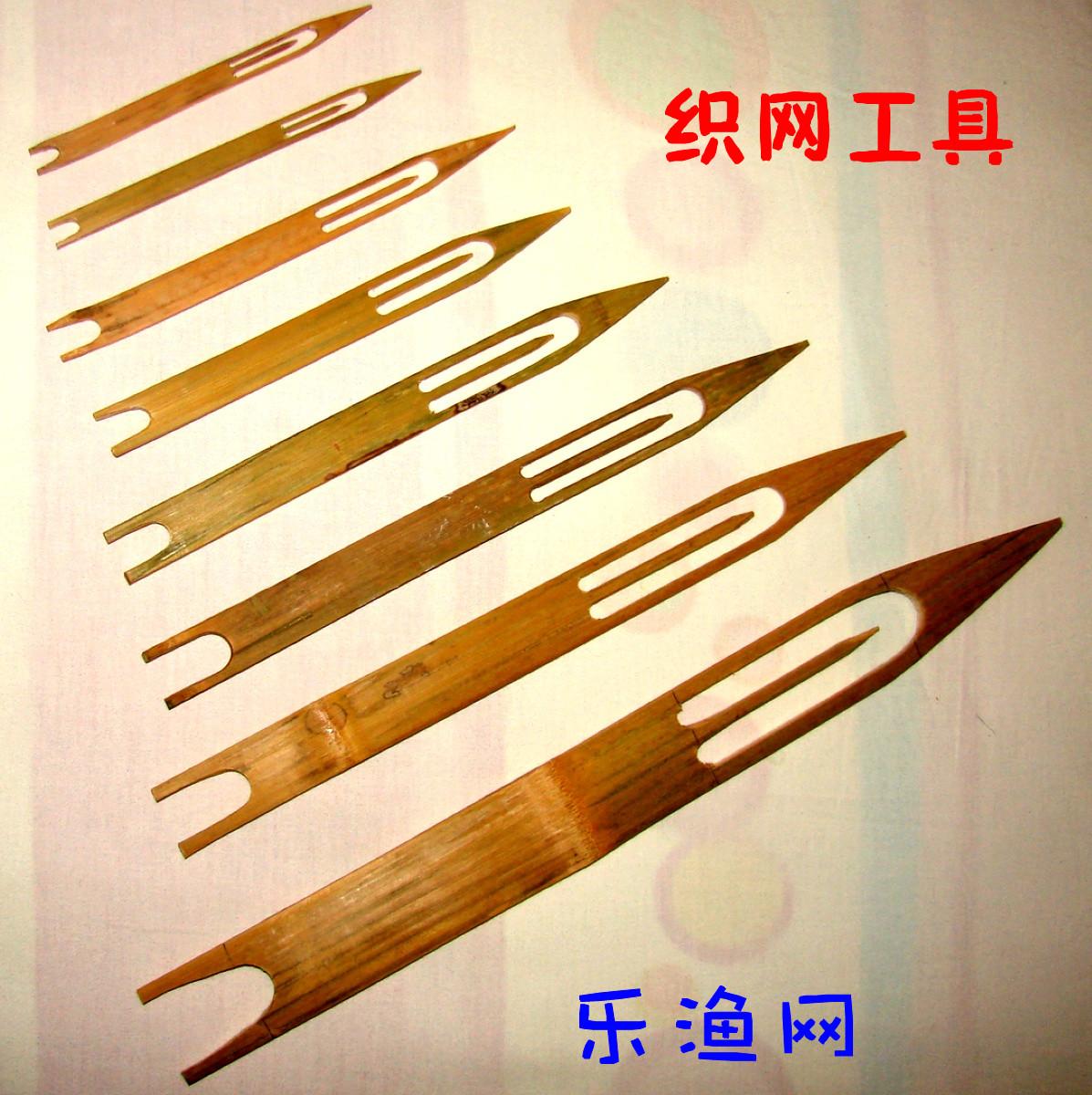Челнок для вязания сеток 79