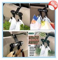 10x Auto Car Venhicle Seat Bag Hook Headrest Accessories Hanger Holder Organizer