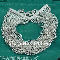 925 hand chain tassel wide version multilayer bracelet bracelet fashion people