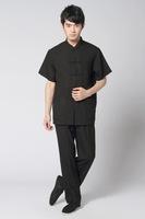2013 New Chinese tradition style Men's Kung-Fu suit Pyjamas Sleepwear Robe Bath Gown Nightwear M L XL XXL XXXL WNS SUIT-3