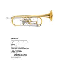 High-Grade Rotary Trumpet JBTR-440