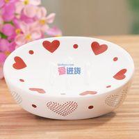Candy sweetheart ceramic bathroom set bathroom set lovers design wedding gifts