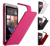 For htc one m7 holsteins phone case ,original doormoon brand genuine leather case for HTC M7 ,free shipping