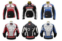Men's Oxford Jacket Motocross Jackets racing jacket ocomotive jacket 3 colors