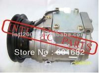 Denso 10PA15C Compressor TOYOTA HILUX 447171-2721 4471712721 88310-35730 8831035730 V Belt Pulley