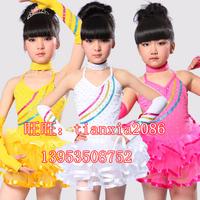 [10pcs/free ship] 2013 child costume performance dress gym suit leotard jersey choral service ballet  supplier