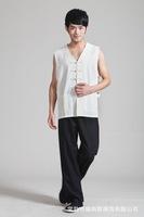 2013 New Chinese tradition style Men's Kung-Fu suit Pyjamas Sleepwear Robe Bath Gown Nightwear M L XL XXL XXXL WNS SUIT-5