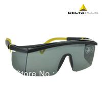 Freeshipping Deltaplus  Anti-impact Glasses PC Lens Antimist Sunglasses Goggles