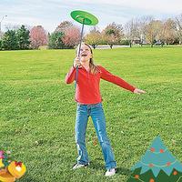 Sense of toys balancing swivel plate spinning props swivel plate swivel plate performance props 6