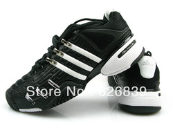 Free Shipping 2013 New Arrival Mens Tennis Shoes Hot Sale Athletic Sports Tennis Shoes For Men Size 40-45(China (Mainland))
