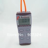 Free Shipping AZ8215 digital vacuum gauge / manometer / pressure meter 100KPa  By Fedex