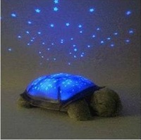 Musical turtle night lights for children's room kids projection lamps star sky constellation projector
