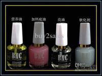 BNC Nail Art Polish Nursing Oil Transparent Oil Nutrition Oil Calcium Base Coat Mollifier 15ML x20 X014