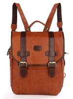 Vintage Genuine real leather Men buiness handbag laptop briefcase shoulder bag backpack / man messenger bag  JMD7163b-318