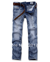 Free Shipping Fashion Newest Top Quality Men's DSL Jeans Man's Fashion Jeans  #8308 + Free GIFT