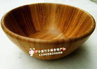 Bamboo salad bowl bamboo bowl soup bowl bamboo fruit bowl fruit plate