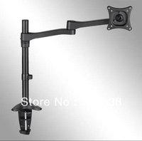 Luxury long arm multifunctional lcd monitor mount rotary desktop computer mount flat panel tv mount