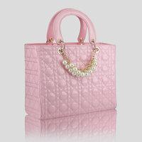 Handbags glossy shiny japanned leather PU check square handbag tote bag formal commercial women's handbag bag