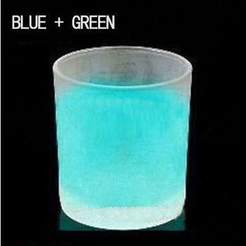 FREE SHIPPING 2013 Hot sale 500g blue-green glow in dark pigment,luminescent pigment,photoluminescent pigment,luminous powder