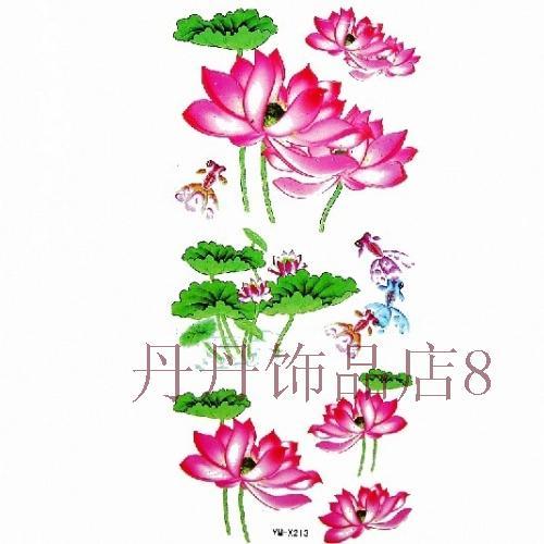 2015 Sale Air Brush Halloween Makeup Body Paint free Shipping Tattoo Stickers Female Waterproof Multicolour Series Glitter X213(China (Mainland))